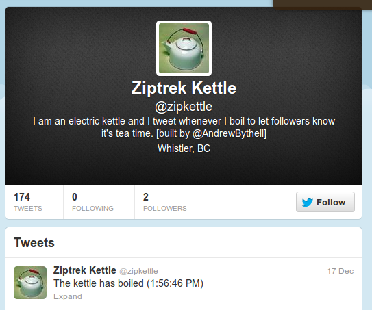 zipkettle